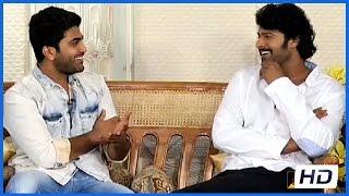 Prabhas Funny Interview ||  With Run Raja Run Movie Team -Sharwanand ,Seerat Kapoor(HD)