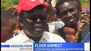Elder Kamket: Tiaty lawmaker installed as Pokot Elder, Kamket has also thrown his weight behind BBI