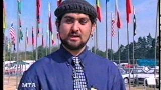 Introduction and Interviews at Jalsa Salana UK 1999 (Part 1)
