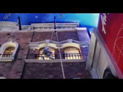 KidZania bangkok : Beethofien ปีนตึก3ชั้นผจญภัย กับ บีโธเฟียน !!!