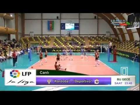 2014.11.07 Lokomotiv Baku VS Azerrail Baku 4set