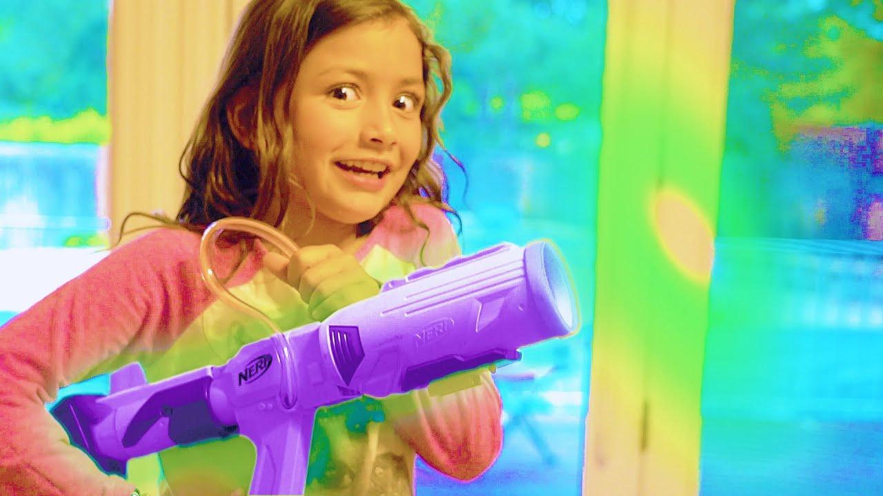Kids Find Portal Gun