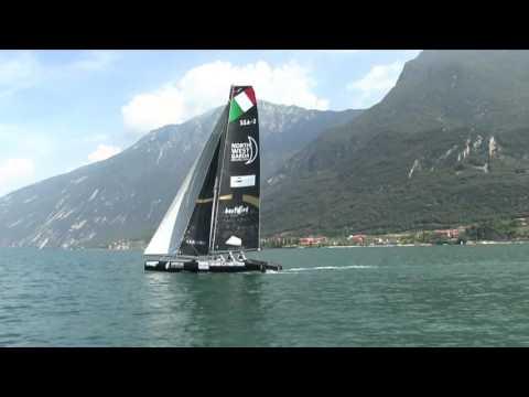 Extreme 40 - North West Garda Sailing