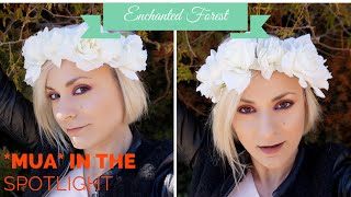 Enchanted Forest - Spring Makeup Tutorial - *MUA* In The Spotlight