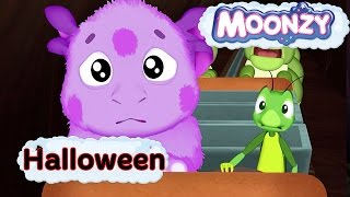 MOONZY (Luntik) - Halloween for kids compilation