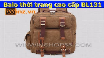 🎒 Balo thời trang cao cấp BL83 Quận 7 TPHCM - WinWinShop88