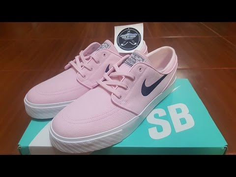 125f601e789 Unboxing - Nike SB Stefan Janoski Prism Pink   Obsidian. Shoe My House