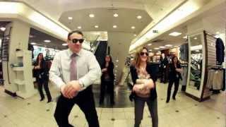 """Gangnam style  """"jefes y gerencia falabella Copiapó"""""""
