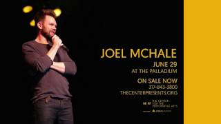 Joel McHale comes to the Palladium | June 29, 2017