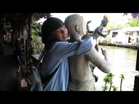 🏃🏻♀️Baan Silapin (Artist's House/Nhà Nghệ Nhân) Bangkok 2018