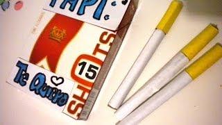 Día del Padre!! Regálale unos Cigarros de Chocolate!! | DIY Nueva Técnica de relleno | Father's Day