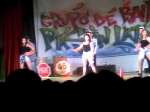 Grupo de Baile Pasión Latina Prof Camila Costa