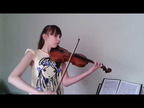 Despacito violin Piano Cover - Peter Bence