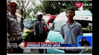 (0.02 MB) Pemotor hingga Sopir Mikrolet Terjaring Razia di Jalan Raden Inten, Jaktim - BIS 20/09 Mp3