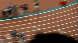 New 200m Olympic champion Allyson Felix - GOONER!