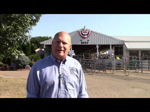 Rep. Dave Pagel Visits Cass County Youth Fair