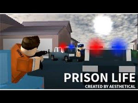Roblox Prison LIfe (Swedish)