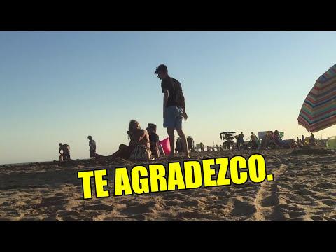 PASANDO BRONCEADOR A DESCONOCIDAS - BROMA