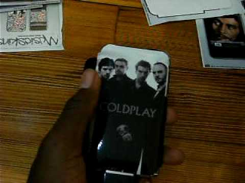 Review of Music Skins for the ipod touch 2g