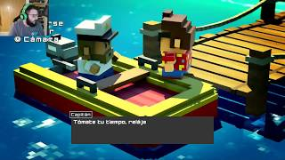 EXTRAÑAS VACACIONES - The Touryst - Directo 1