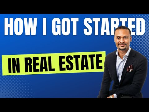 From Scrub To Multifamily Investor - How I Got Started In Real Estate