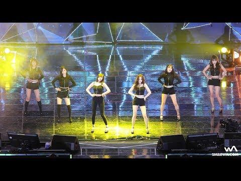 170915 에이핑크 Apink LUV 4K 직캠 @롯데 패밀리 콘서트 4K Fancam  wA