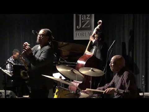 Billy Drummond's Freedom of Ideas at Jazz Forum, Tarrytown