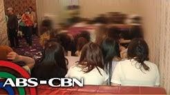 Higit 50 babaeng Chinese nasagip sa prostitution den sa Parañaque | UKG