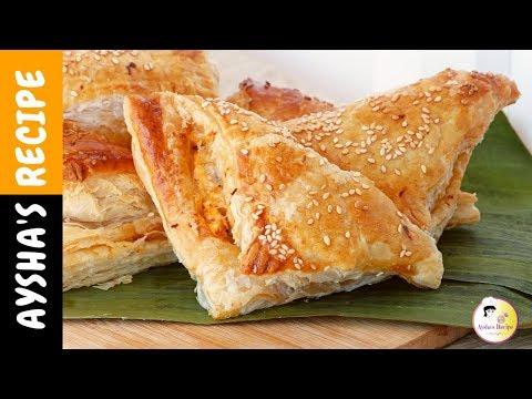 বেকারি স্টাইলে ''চিকেন প্যাটিস'     Bangladeshi Bakery Style Patties, Chicken Paties Recipe Bangla