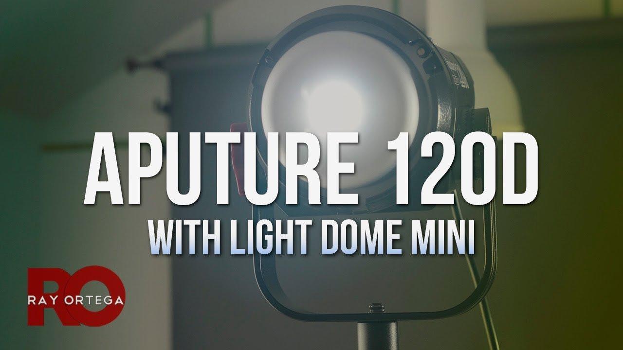 Aputure COB 120D - Key Light for Video