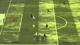 Real Madrid vs Manchester City Game Play Fifa13 Parte 1