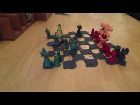 A Deadly Game: Chess