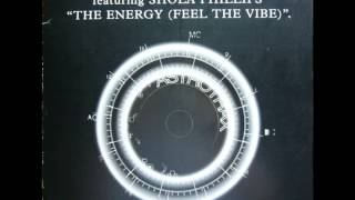 FROM TAPE: The Astro Trax Team - The Energy (Feel The Vibe)