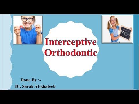 Interceptive Orthodontics /part 1 / Serial Extraction And Crossbite