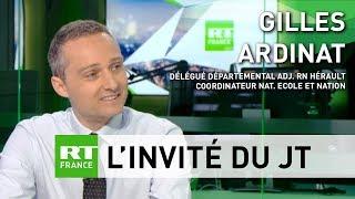 Gilles Ardinat : Castaner laxiste avec les délinquants, mais intraitable avec les Gilets jaunes