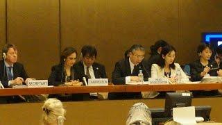 慰安婦問題 国連女子差別撤廃委員会日本政府答弁2016年2月15日 16日テキサス親父日本事務局