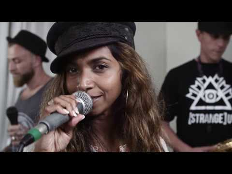 Sahida Apsara with Dub FX & Mr Woodnote 'Forgive'