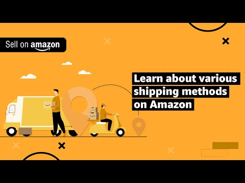 How To Choose Shipping Methods On Amazon? | Amazon FBA, Easy Ship & MFN | Order Delivery & Shipping