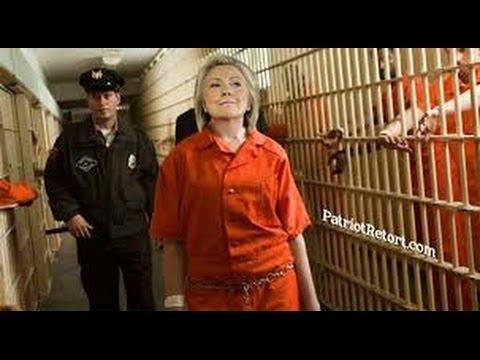 Clinton  Arrested
