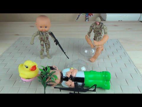 Вредные игрушки - Еще один пупс