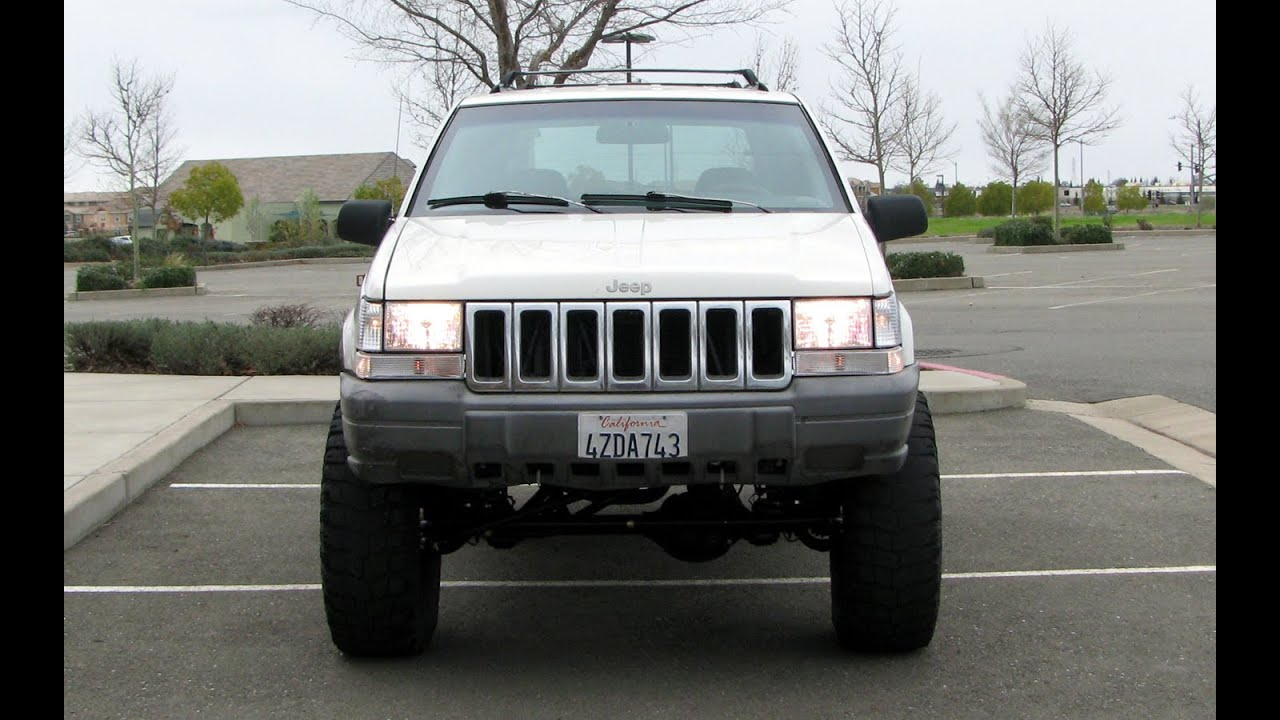 jeep grand cherokee 4x4 project zj part 7 vacuum climate control