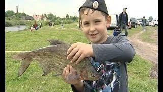Ловись, рыбка, большая: в Гвардейске прошел фестиваль по рыбной ловле
