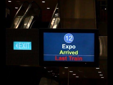 [Last Train to Expo] [SBS Transit] [BOMBARDIER MOVIA C951] (Set 9083) arriving Mattar