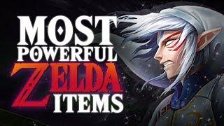 Top 5 RIDICULOUSLY Powerful Zelda Items! (ft. ZeldaMaster)