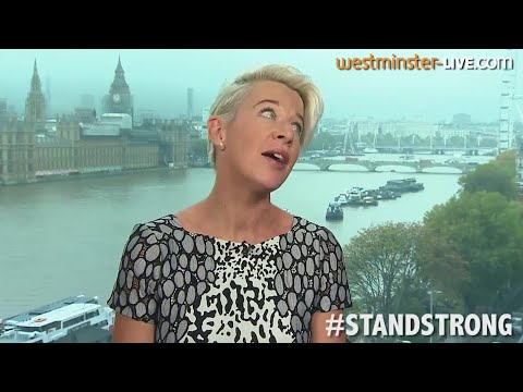"Katie Hopkins: 20bn is not peanuts ""Brits have standards. We've got bigger ambitions than EU"""