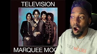 Television - Marquee Moon (Reaction)