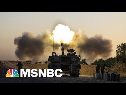 Biden White House Felt Israel Invasion Of Gaza Was Imminent