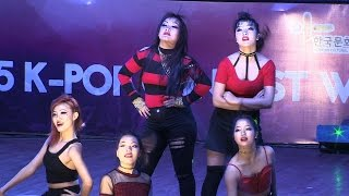 Korean Pop hits India hard - 2015