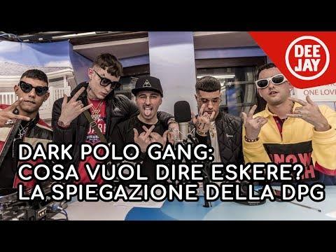 La Dark Polo Gang ospite a Radio DEEJAY
