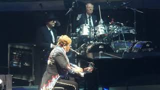 """Rocket Man with Extended Piano"" Elton John@Madison Square Garden New York 3/6/19"